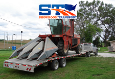 tractor and attachment shipping service